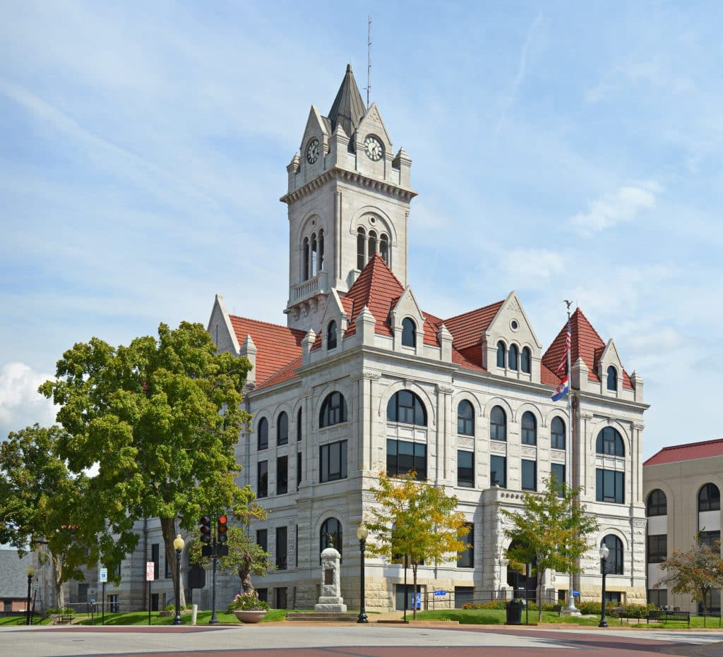 Cole County, Missouri, Courthouse westbrook law group